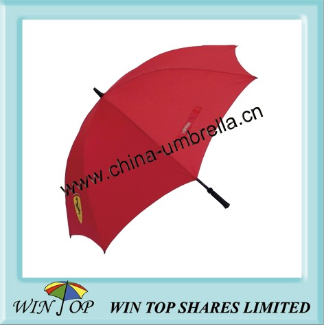 30 OEM Ferrari golf umbrella