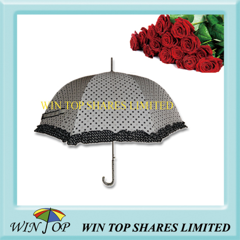 Hot sell girl umbrella