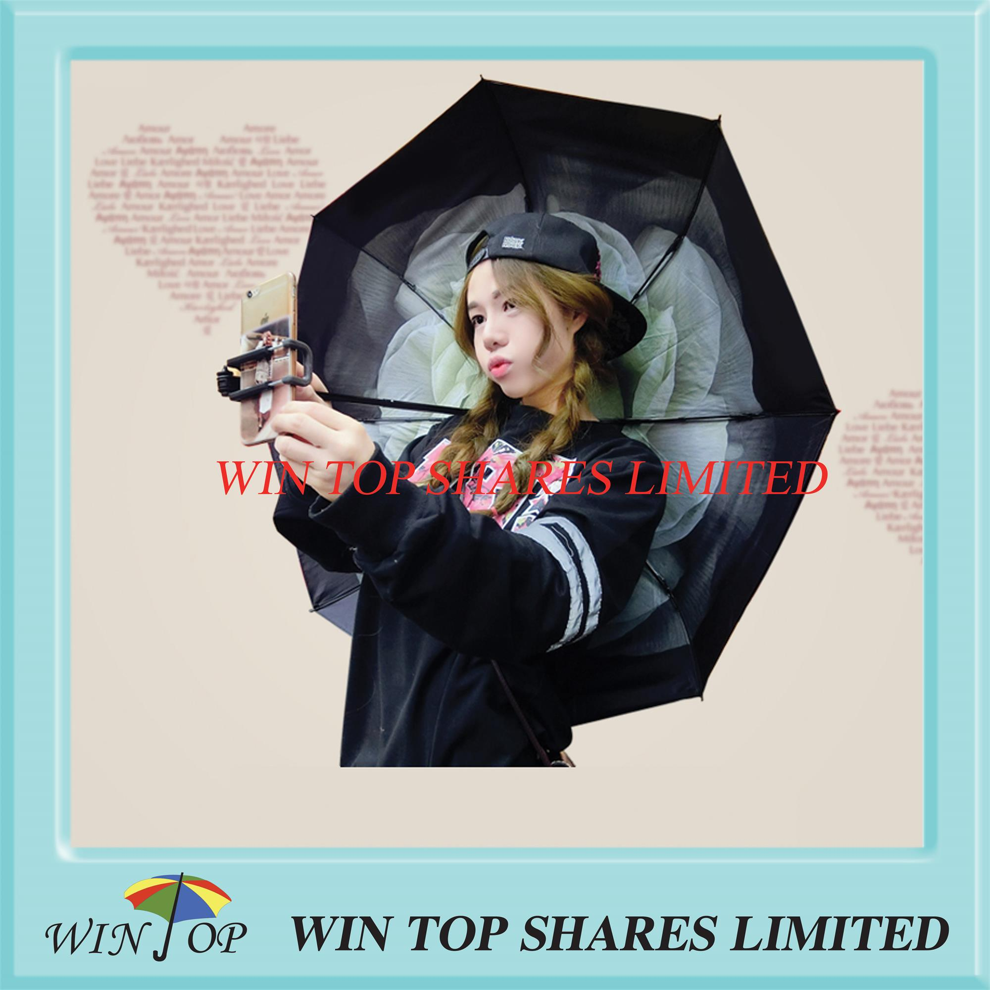 Innovation UV resistance selfie lady Umbrella