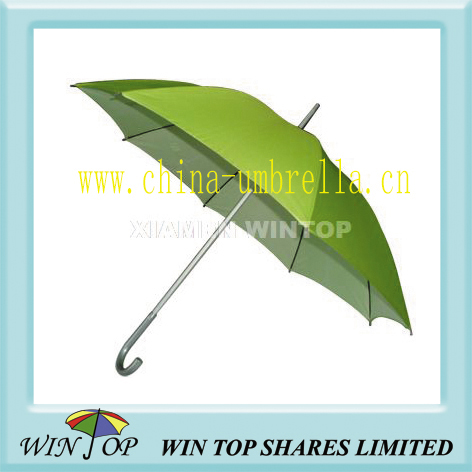 Auto promotion aluminum umbrella