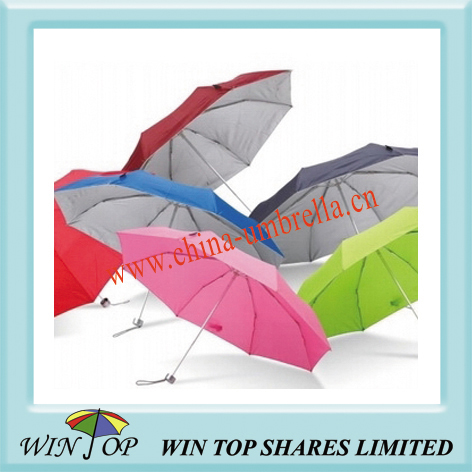 3 folding UV umbrella