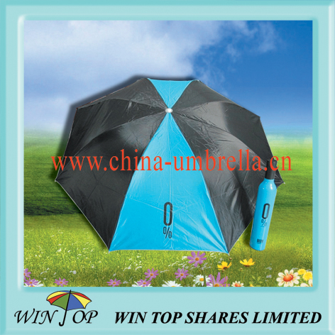 "21"" manual promotion gift umbrella"